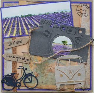 De Lage Hoeve: Op reis  naar de Provence