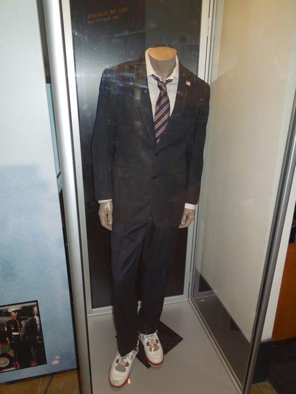 White House Down Jamie Foxx US President costume