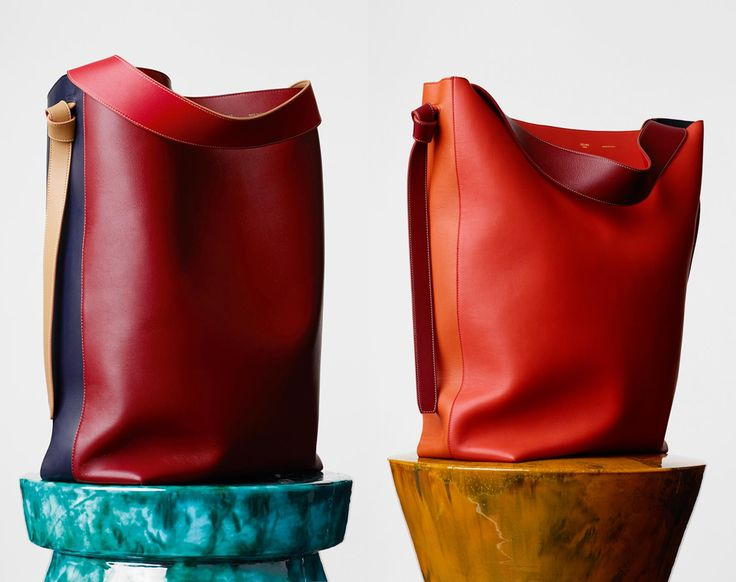 C¨¦line Oversized Twisted Cabas | Bags For Boys And Girls ...