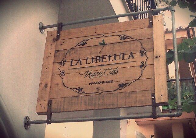 Cartel - Letrero / Estilo Vintage Industrial / diseño con palets / Decoracion…
