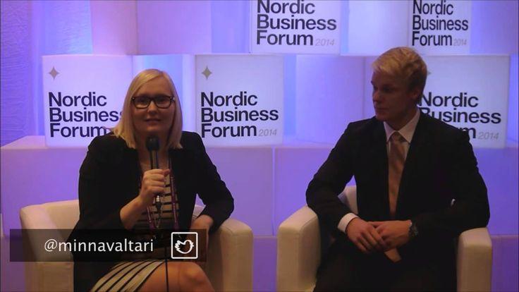 #Somenkieliset uutiset #8: Tapahtumamarkkinointi Nordic Business Forumis...