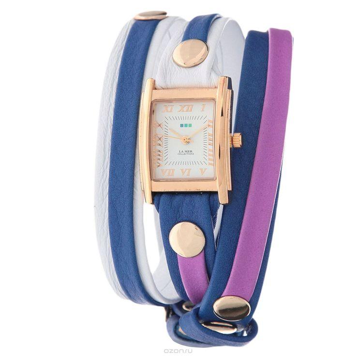 Часы наручные женские La Mer Collections Layer Eustache. LMLWMIX1003