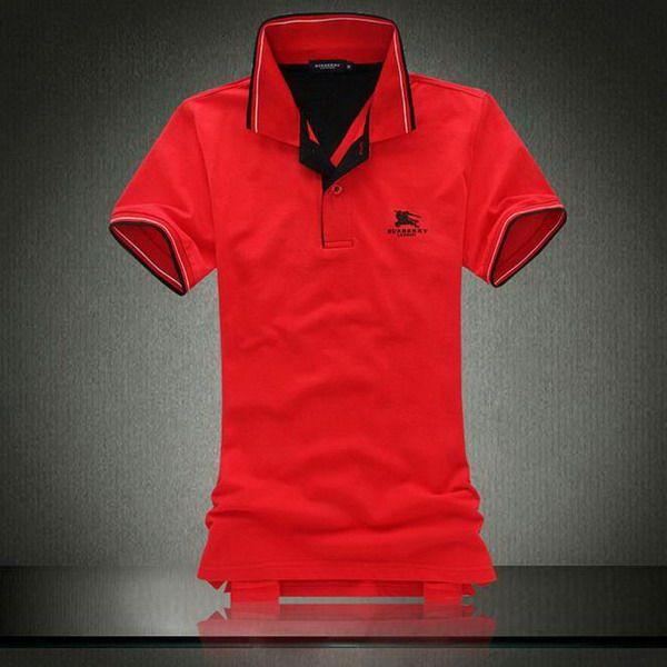 ralph lauren online outlet Burberry Logo Short Sleeve Men's Polo Shirt Red http://www.poloshirtoutlet.us/