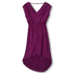Mossimo® Women's High Low Dress - Assorted Colors