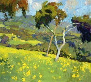Daniel Pinkham Gallery - Spring In Portuguese Bend