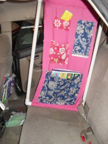 Honda Minivan Organizer For Kids Creiative Ideas