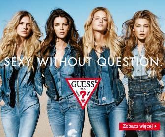 Właśnie rozpoczęła się koordynowana przez nas internetowa kampania banerowa znanej marki odzieżowej Guess. Reklamy zobaczycie na wybranych stronach sieci AdWords, Adkontekst oraz AdTaily.