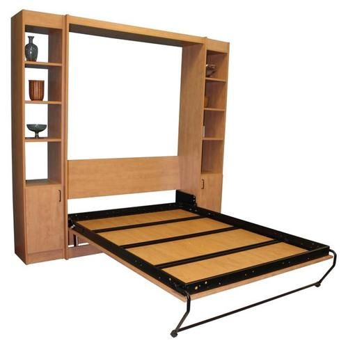 used wall bed frame  2