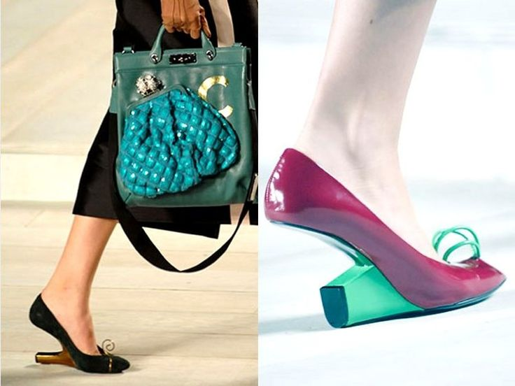 Cinque tra le scarpe più strane del mondo - Cinque cose belle