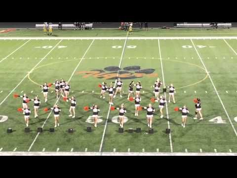 FHS Cheer 2015 Homecoming Halftime Show - YouTube
