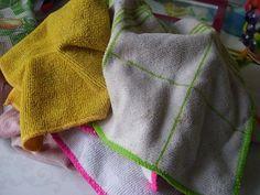 Как отстирать кухонные полотенца и салфетки? Удаляем все пятна легко и просто