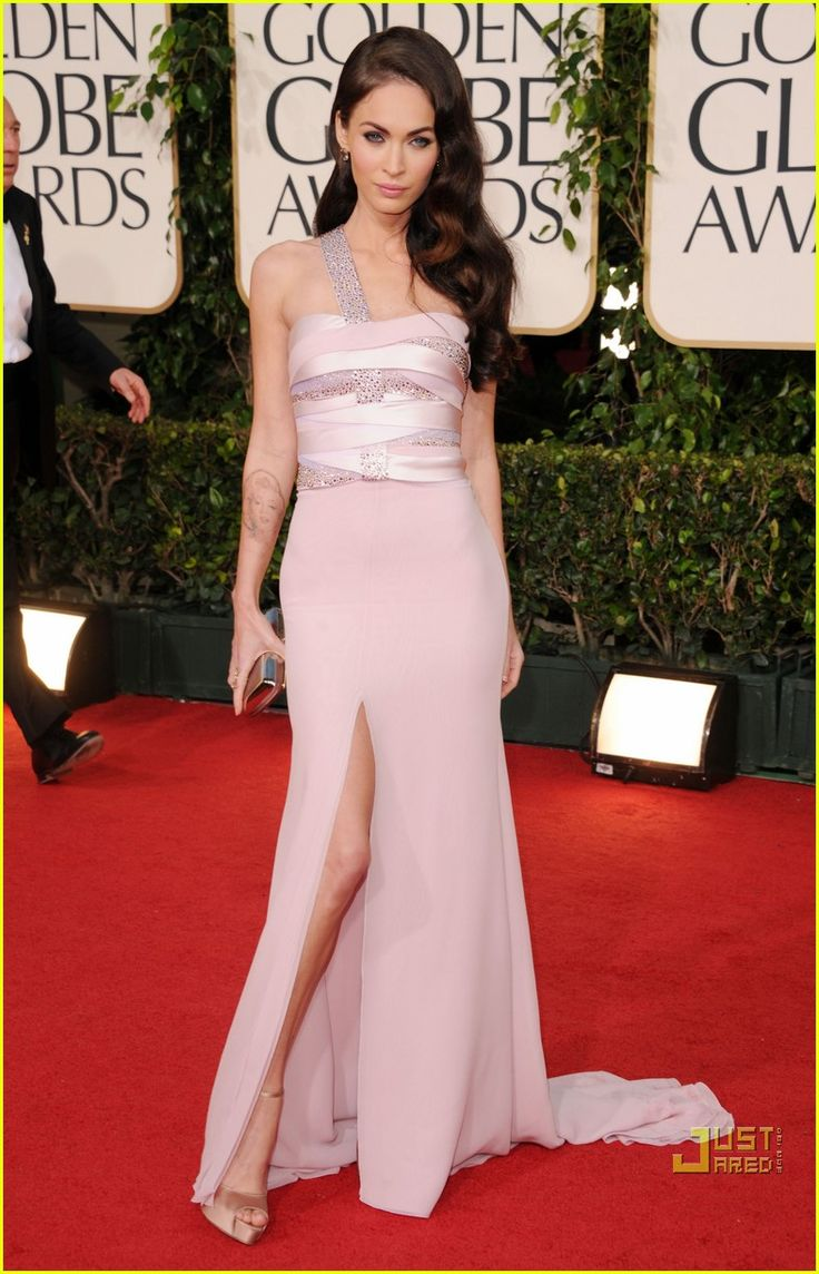 Megan fox wore armani prive to the 2011 golden globe awards megan fox wore this flawless armani piece perfect megan fox is also the new face of armani