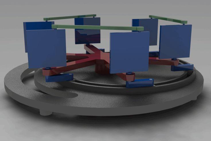 The Direction Keeper - SOLIDWORKS - 3D CAD model - GrabCAD