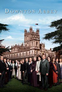 Downton Abbey (TV Series 2010– )Beginning in the years leading up to World War I,the drama centers on the Crawley family and their servants.