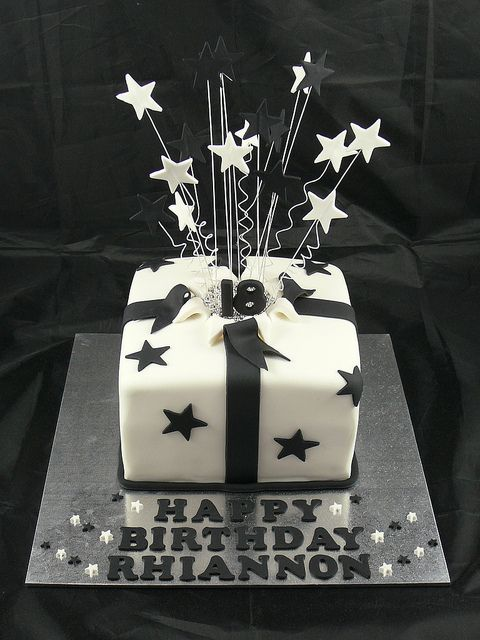 18th birthday cakes | 18th Birthday Cake | Flickr - Photo Sharing!