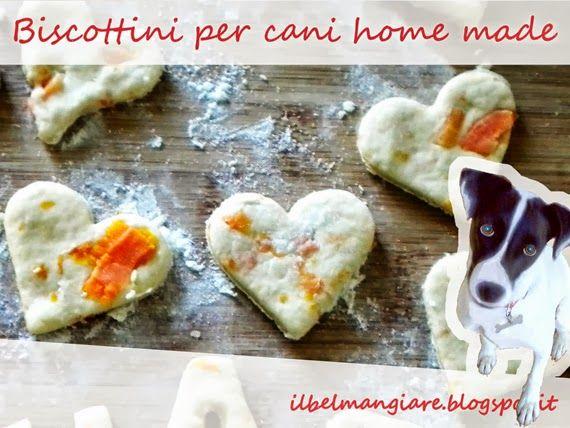 Biscotti per cani: tonno e carote #pet #cani #ricette
