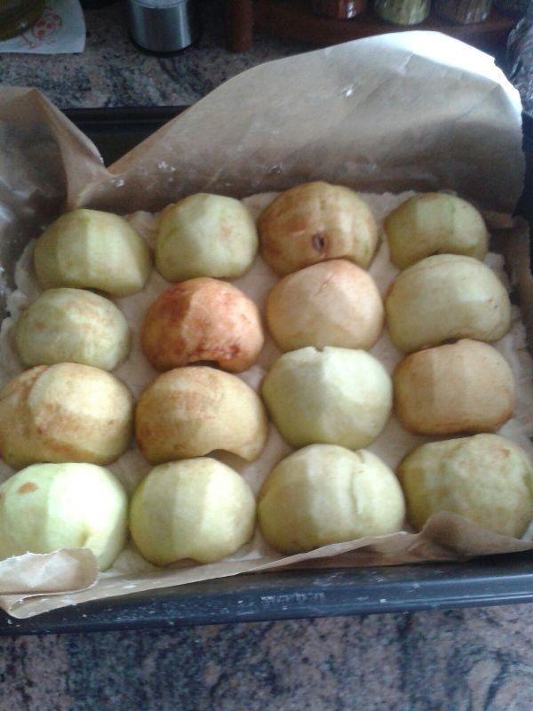 Nietypowe ciasto z jabłkami – królewskie góry   smaczna-szybka-kuchnia