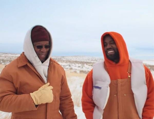 Kanye West Bonds With His Dad In Follow God Music Video Kanye West Music Videos Music