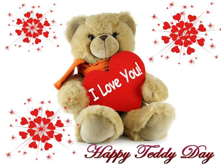 Happy Teddy Day Images 2017
