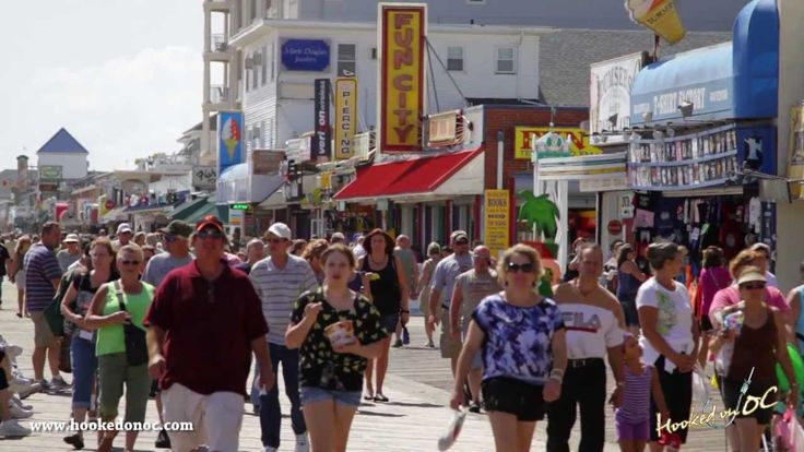 A collection of footage from the Ocean City Boardwalk. #OCMD