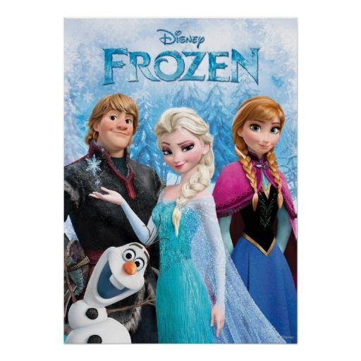 (SEEN) Frozen Group #zazzle #disney #frozen
