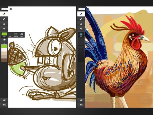 5 best iPad art apps for painting and sketching—Make stunning art with these top tools: Layers; Bamboo Paper; Adobe Ideas; Draft; SketchBook Pro;