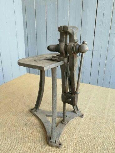 Blacksmith vise                                                                                                                                                                                 More