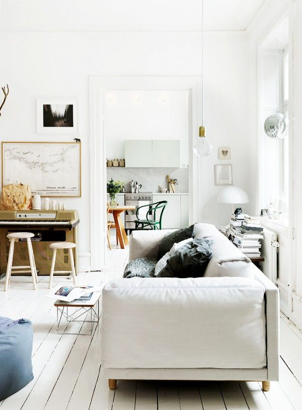 The home of Emma Persson Lagerberg, shot by Petra Bindel, inspires a successful shopping spree.