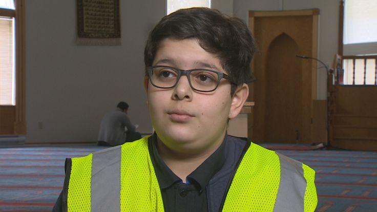 Dear Prime Minister: Muslim boy invites Justin Trudeau to visit St. John's mosque
