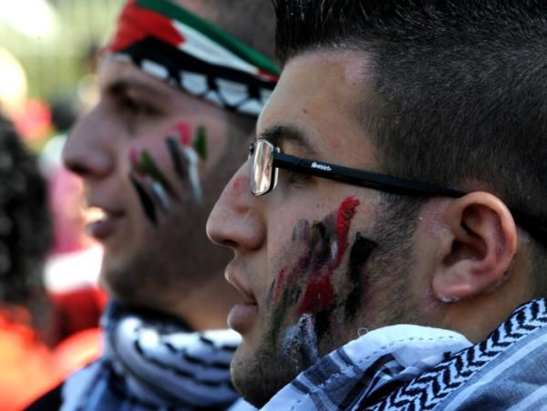 PICS: Thousands march for Gaza - Politics | IOL News | IOL.co.za