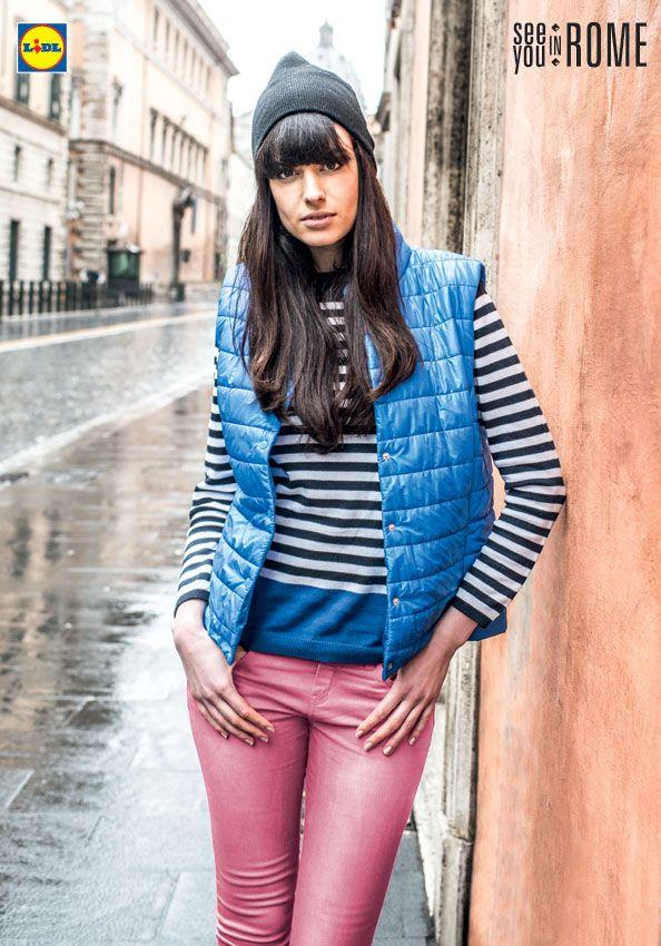 Wyróżnij się wiosną! Kolorowe jeansy w nowej kolekcji mody damskiej w Lidlu. #lidl #moda #damska #esmara