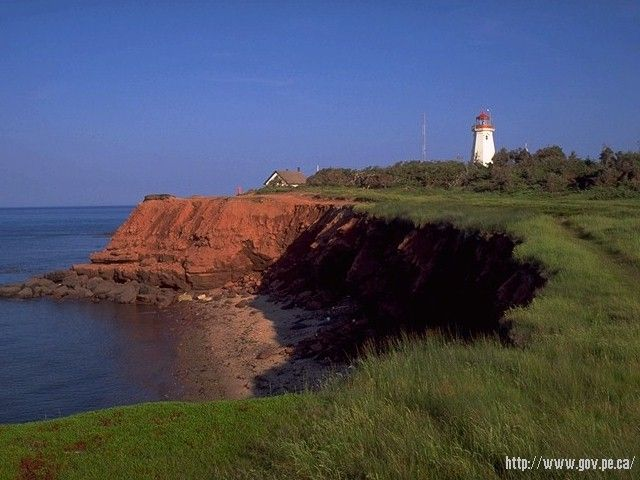 A place that makes me happy...Prince Edward Island.