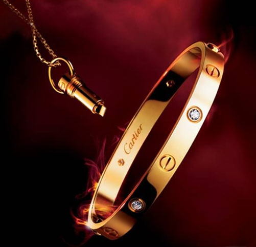 Cartier Love Bracelet Only That Key Can Open The Your Spouse