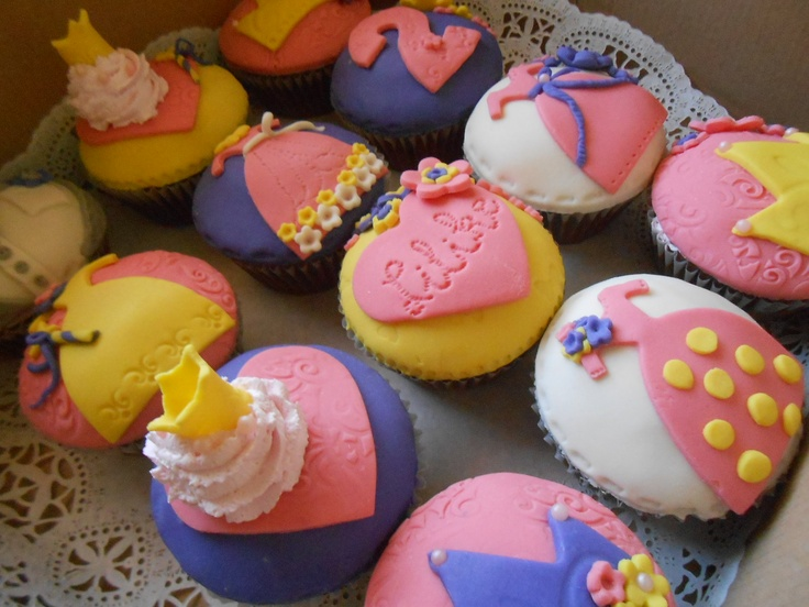Cakes for a little girl