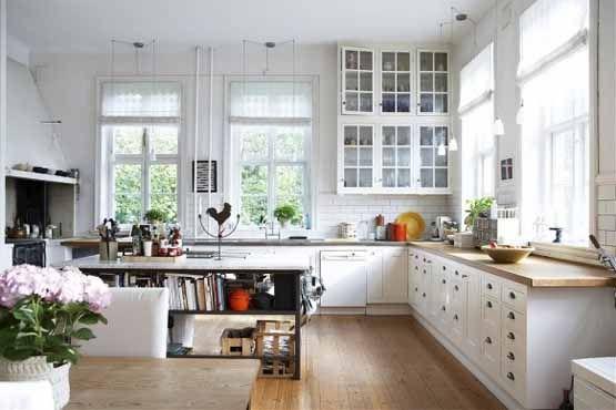 Classic-Scandinavian-style-Kitchen.jpg (555×370)
