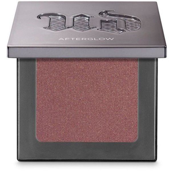 Urban Decay Rapture Afterglow 8-Hour Powder Blush (36 LYD) ❤ liked on Polyvore featuring beauty products, makeup, cheek makeup, blush, rapture, urban decay, powder blush and urban decay blush