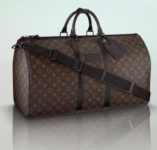 Louis Vuitton Waterproof Keepall Need A Travel Bag