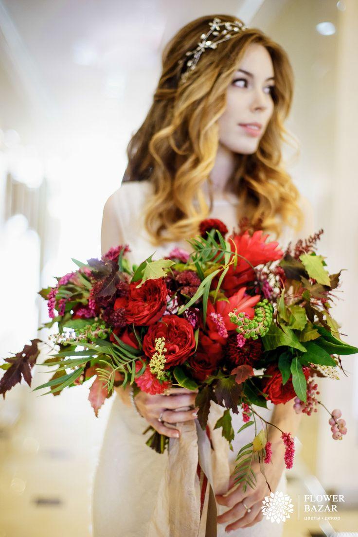 букет невесты, букет невесты нежный, букет невесты 2016, букет невесты марсала, растрепанный букет невесты, букет невесты необычный, букет невесты нежный, букет невесты розы, букет невесты осень