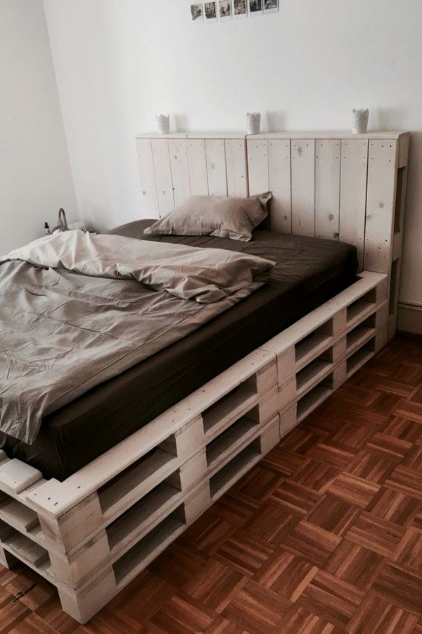 10 Awesome Pallet Bedroom Furnishing Plans You Can Use To Update