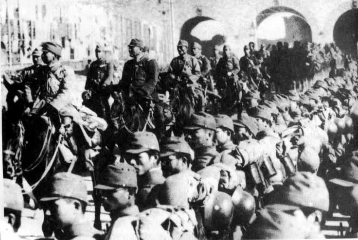 the nanking massacre 1937 Find out more about the history of nanking massacre, including videos,  interesting  in late 1937, over a period of six weeks, imperial japanese army  forces.