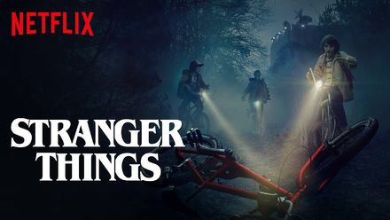 "Check out ""Stranger Things"" on Netflix"