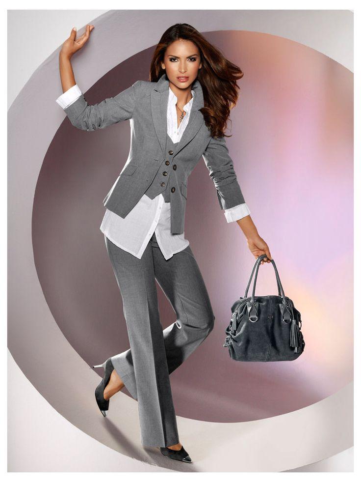 53 best tenues pour femmes d 39 affaire images on pinterest woman outfits blazer and blazers