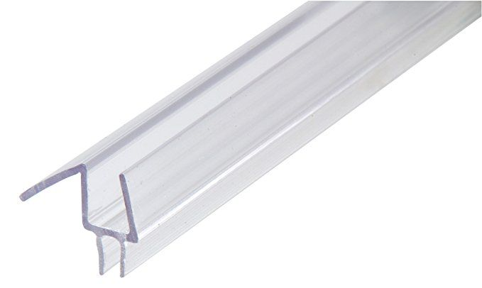 Showerdoordirect 12cobs36 Frameless Shower Door Bottom Sweep With