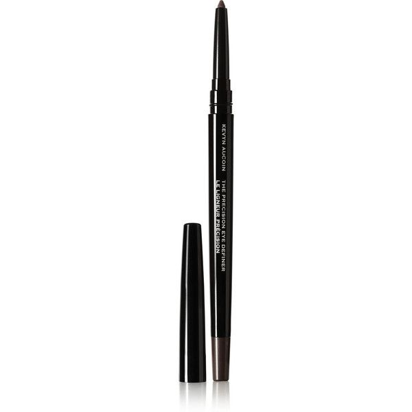 Kevyn Aucoin The Precision Eye Definer - Kobicha (52 CAD) ❤ liked on Polyvore featuring beauty products, makeup, eye makeup, eyeliner, brown, brown eye makeup, waterproof eyeliner, pencil eyeliner, brown eyeliner and kevyn aucoin