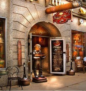 Stanza dei Sigari - Boston, MA . Facking love this place !!!