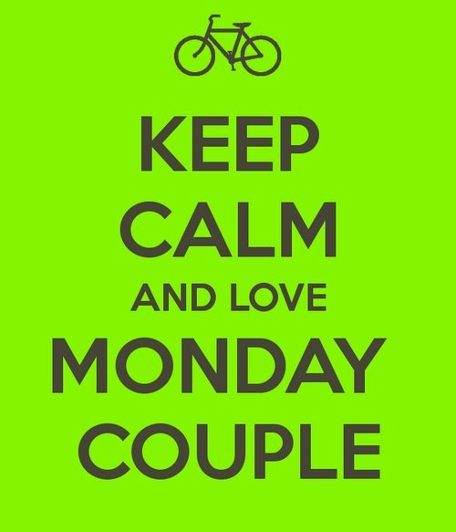 My Stress Reliever ~ Monday Couple