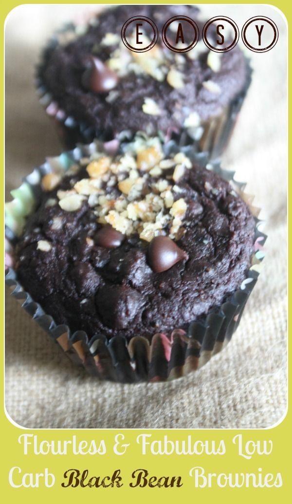 MamaEatsClean: Blow Your Mind - Black Bean Brownies - Flourless & Fabulous
