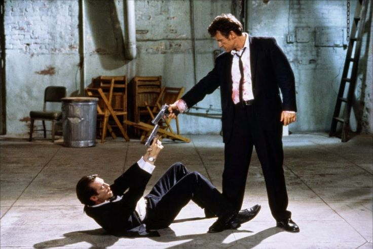 Review dan Sinopsis Film Reservoir Dogs (1992)