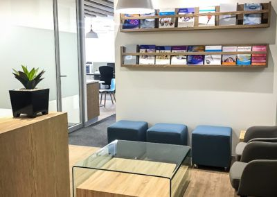 Stunning Display Unit for Company Brochures