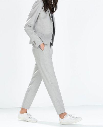 veste tweed bleu femme zara les vestes la mode sont. Black Bedroom Furniture Sets. Home Design Ideas